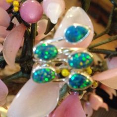 Vintage 925 fire opal ring Amazing original marked opal ring 925 fire opal Jewelry Rings