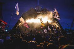 Glastonbury 2015 Photo: Andy Hughes/NME