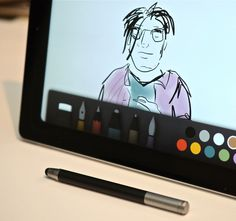 FiftyThree paper for iPad