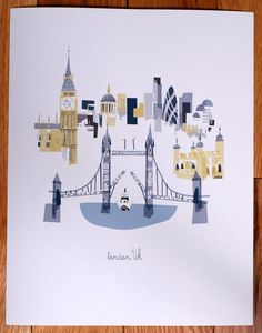 London -albiedesigns