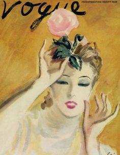 Desaparecidos // Vogue cover, 1935