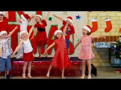 Santa wear your shorts tonight. Song and video. Too cute