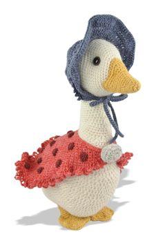 Pasen haken; Gans Haakpret #CrochetEaster
