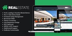 ThemeForest - WP Pro Real Estate 7 - Responsive Real Estate WordPress Theme  Free Download