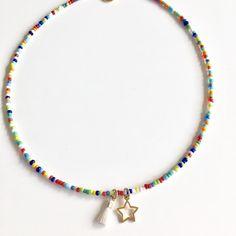 Kleurrijk! #miyuki #beads #ketting #necklace