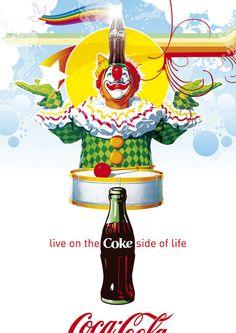 Coca Cola: principios del 2000
