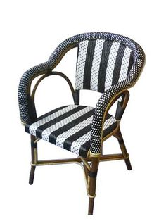 Marly - 1435 Authentic Bistro Armchair Handmade in France