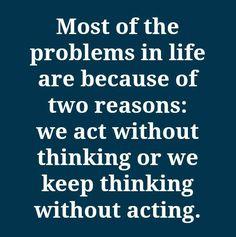 oorzaak van onze problemen?
