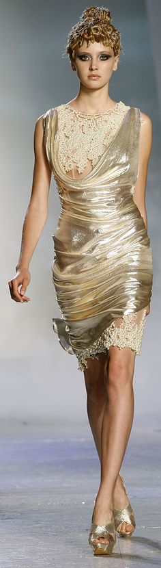 Zuhair Murad  ♥ golden glory