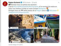 Région Occitanie Défi photo Photos Du, Belle Photo, Desktop Screenshot, Instagram, World Photography Day, International Cat Day, Starry Nights, Calendar