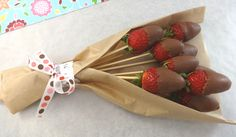 Strawberries Bouquet