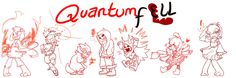 QuantumFell: Rotten little Young-sters by perfectshadow06