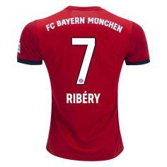 adidas Franck Ribery Bayern Munich Home Jersey 18 19-l Adidas 7aeae8712