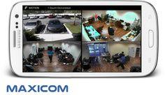 #soportetecnico SOPORTE TÉCNICO. En Maxicom México, instalamos cámaras de seguridad CCTV para controlar su hogar o negocio desde cualquier lugar las 24 horas del día, a través de Internet y con su teléfono móvil con OSX, Android o Windows Mobile. En Maxicom México, te invitamos a solicitar informes de nuestros servicios. info@maxicom.com.mx Tel. 53300661.
