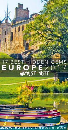 Europe Travel Destinations
