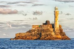 Fastnet Rock, near County Cork | 33 Spectacular Places In Ireland You Won't Believe Are Real