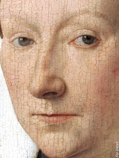 Portrait of Margareta van Eyck, 1439, Jan van Eyck