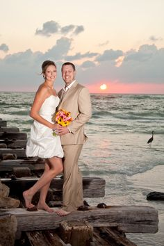 Anna Maria Island Beach Wedding By Sun Kissed Weddings Bradenton