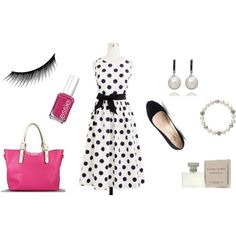 Pretty in Pink!, created by shikhajo