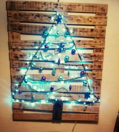 Christmas Tree de pared