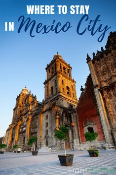 Planning a vacation to Mexico City? You will love it!  Check out this guide to neighborhoods, since where you should stay depends on how you travel and which things to do in Mexico City you want to do.  Get the scoop on downtown and the zocalo, Polanco, Condesa, and Zona Rosa.  I have hotel recommendations for each area and budget - my favorite is a Condesa spot less than $100.  Find out why!