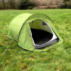 Quechua 2 Seconds 2 Man Popup Tent- C&ing / Festivals (pop up) in & Lichfield Cullen 4 Man Tent Four Person Dome Tent | TentHappy on ...