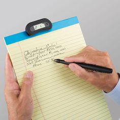 The Handwriting To Computer Converter - Hammacher Schlemmer