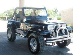 Jeep Wrangler 1990 Specs Reviews - http://www.daniilmove.com/2015-07-12/jeep-wrangler-1990-specs-reviews.html : #Jeep Jeep Wrangler 1990 is one tough and elegant ride both for the city streets and uptown. You can simply rely on its performance in featuring wonderful strength and comfort. It was built in Brampton, Ontario, Canada, using the same plant that during World War II produced the Willys Jeeps. American...