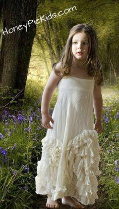 Honeypie Kids - Pixie Girl Full Bloom Maxi Dress in Cream, $66.00 (http://www.honeypiekids.com/pixie-girl-full-bloom-maxi-dress-in-cream/)