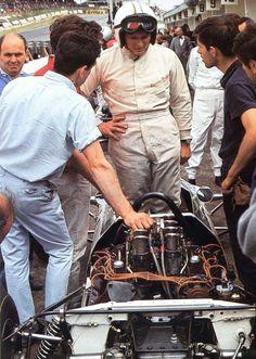 Bruce Mclaren, Good Times Roll, Grand Prix, Honda, Racing, Retro, Yahoo, Tech, Formula 1