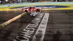 Andrew Weber, USA TODAY Sports - Andrew Weber, USA TODAY Sports - Harvick wins NASCAR Sprint Cup 2014 Championship in Homestead, Miami, FL