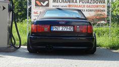 Bagged Audi Cabrio by Vitek Old School, Badass, Audi, Cars, Head Start, Autos, Automobile, Car