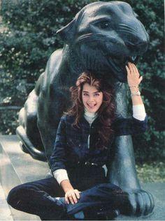 brooke shields 1983 life princeton tiger