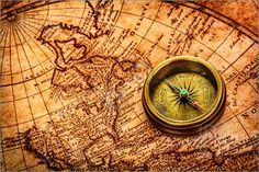 vintage maps compass - Google Search