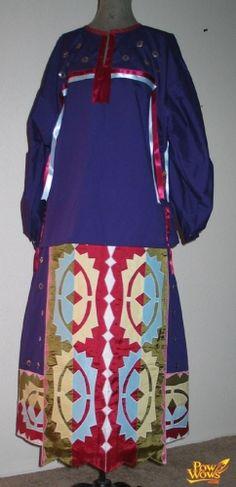 Ribbonwork outfit