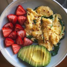 Quick Healthy Breakfast Ideas to Burn Your Spirit All Day * Gallery Sepedaku - New ideas Healthy Meal Prep, Healthy Breakfast Recipes, Healthy Snacks, Breakfast Ideas, Dinner Healthy, Healthy Food Ideas To Lose Weight, Healthy Filling Breakfast, Healthy Prepared Meals, Healthy Eating Recipes