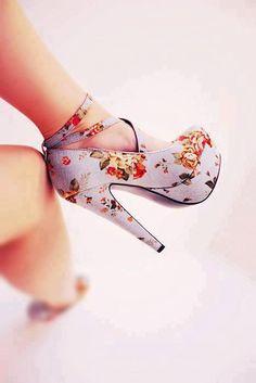 high high high heels