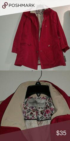 light jacket brand new, never worn fleet street London Jackets & Coats