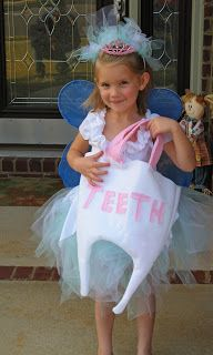 tooth fairy More  sc 1 st  Pinterest & No Sew Tooth Fairy Costume is so easy - much of the items you can ...