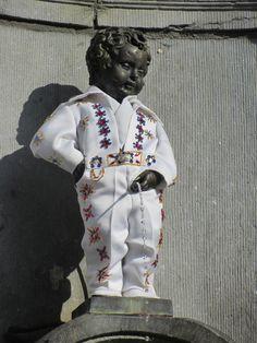 Costumes of Manneken Pis
