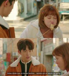 Kdrama Memes, Bts Memes, Weightlifting Kim Bok Joo, Jong Hyuk, Kim Book, Drama School, Thai Drama, Boys Over Flowers, Chanbaek