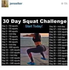 Squat Workouts Motivational Workouts