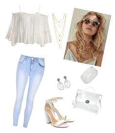 """""""Untitled #6"""" by lolojams ❤ liked on Polyvore featuring Sans Souci, Glamorous, Schutz and INC International Concepts"""