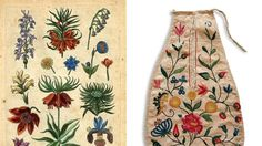 In a new exhibition at London's Garden Museum, the historian Nicola Shulman traces connections between botanical trends and runway looks.