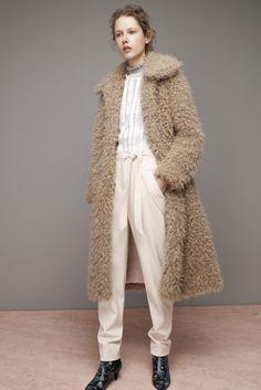 Love this coat! Rebecca Taylor Fall 2016 Ready-to-Wear Fashion Show Fall Fashion 2016, Fashion Week, New York Fashion, Autumn Winter Fashion, Fashion Show, Fall Winter, Rebecca Taylor, Style Casual, My Style