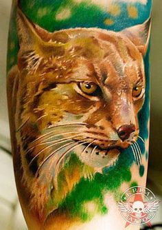Tattoo Artist - Pavol Krim Tattoo - animal tattoo