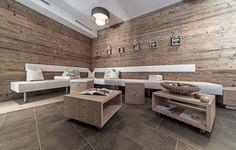 Ruhe finden, Tee trinken, das ein oder andere Magazin durchschmökern. Die Sitzecke als perfekter Platz.