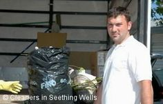 Rubbish Removals in Seething Wells