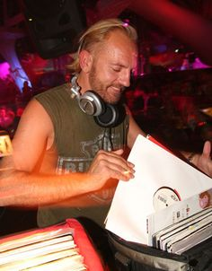 Sven Vath.... The greatest DJ in the world