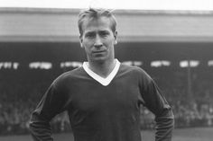Bobby Charlton: Pele. Beckenbauer. Bobby Charlton. A powerhouse midfielder who could turn cowhide into cannonballs with either foot. Somehow managed to break goalscoring records from midfield whilst styling out a combover.